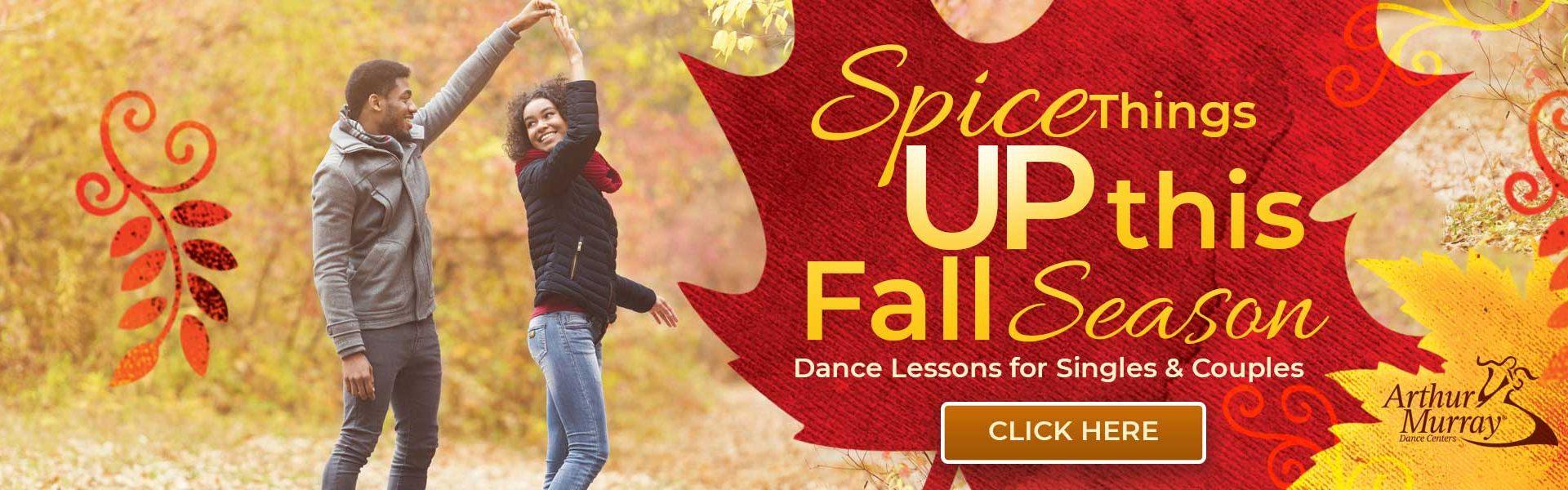 Arthur Murray Mississauga Fall Dance Lessons